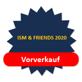 ISM & FRIENDS 2020