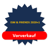 ISM & FRIENDS 2020+1